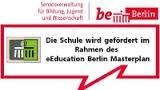 Logo education Masterplan Berlin