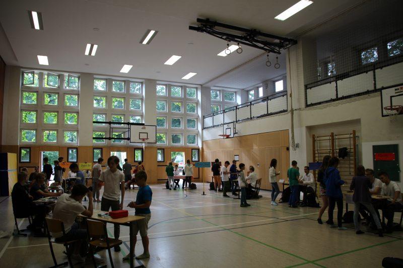 Der Fremdsprachentag am Alexander-von-Humboldt-Gymnasium
