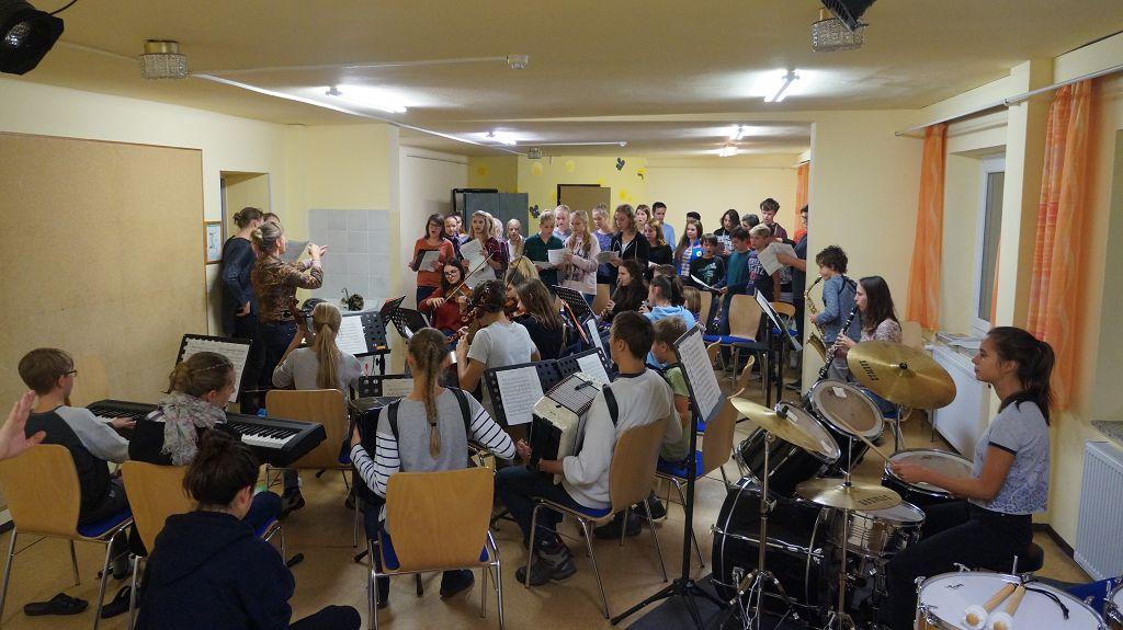 AvH-Musikfahrt 2016