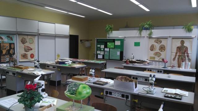 Tag der offenen Tür 2016 im Fachbereich Biologie