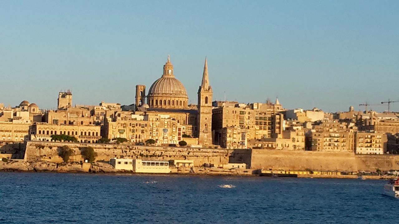 Class trip to Malta