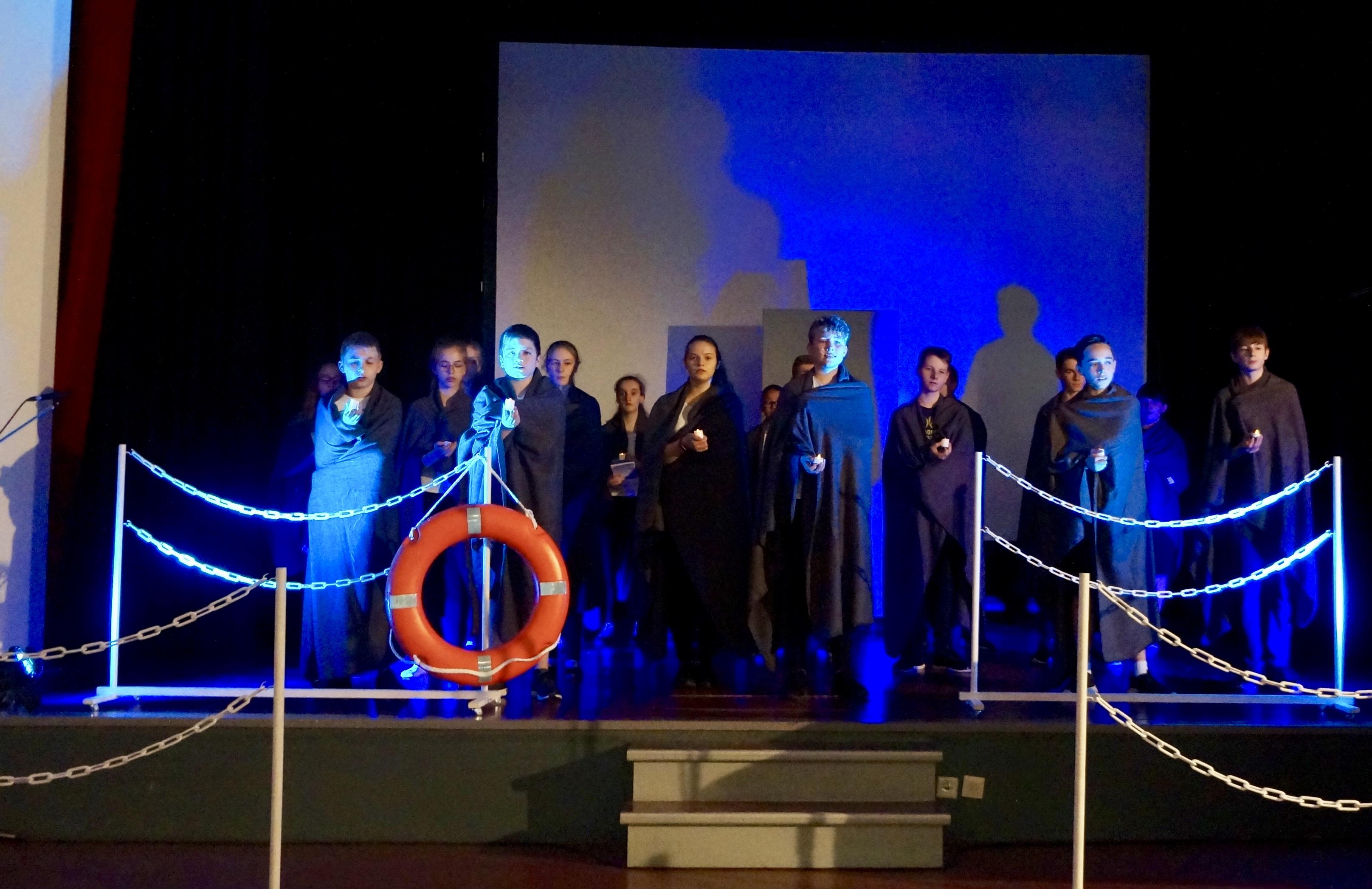 "Musicalprojekt ""Titanic"""