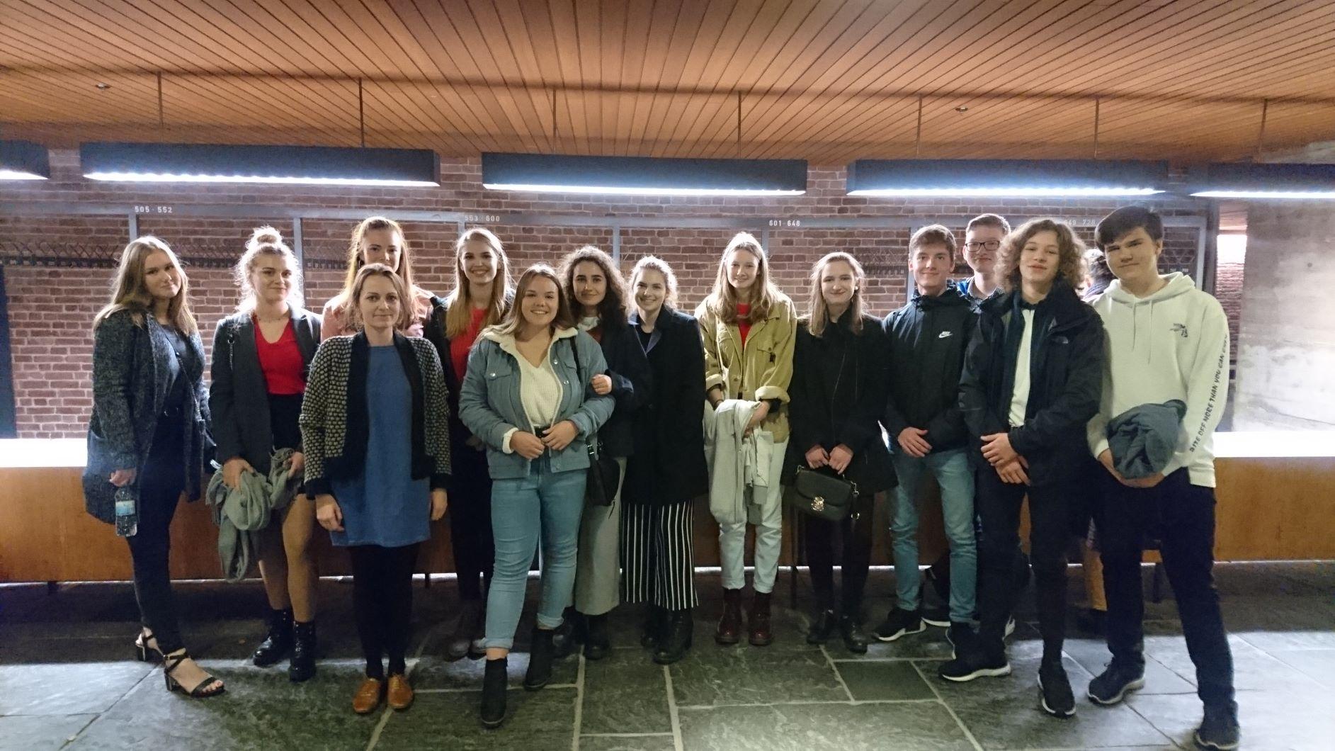 Leistungskurs Französisch Klasse 11 besucht Theaterstück