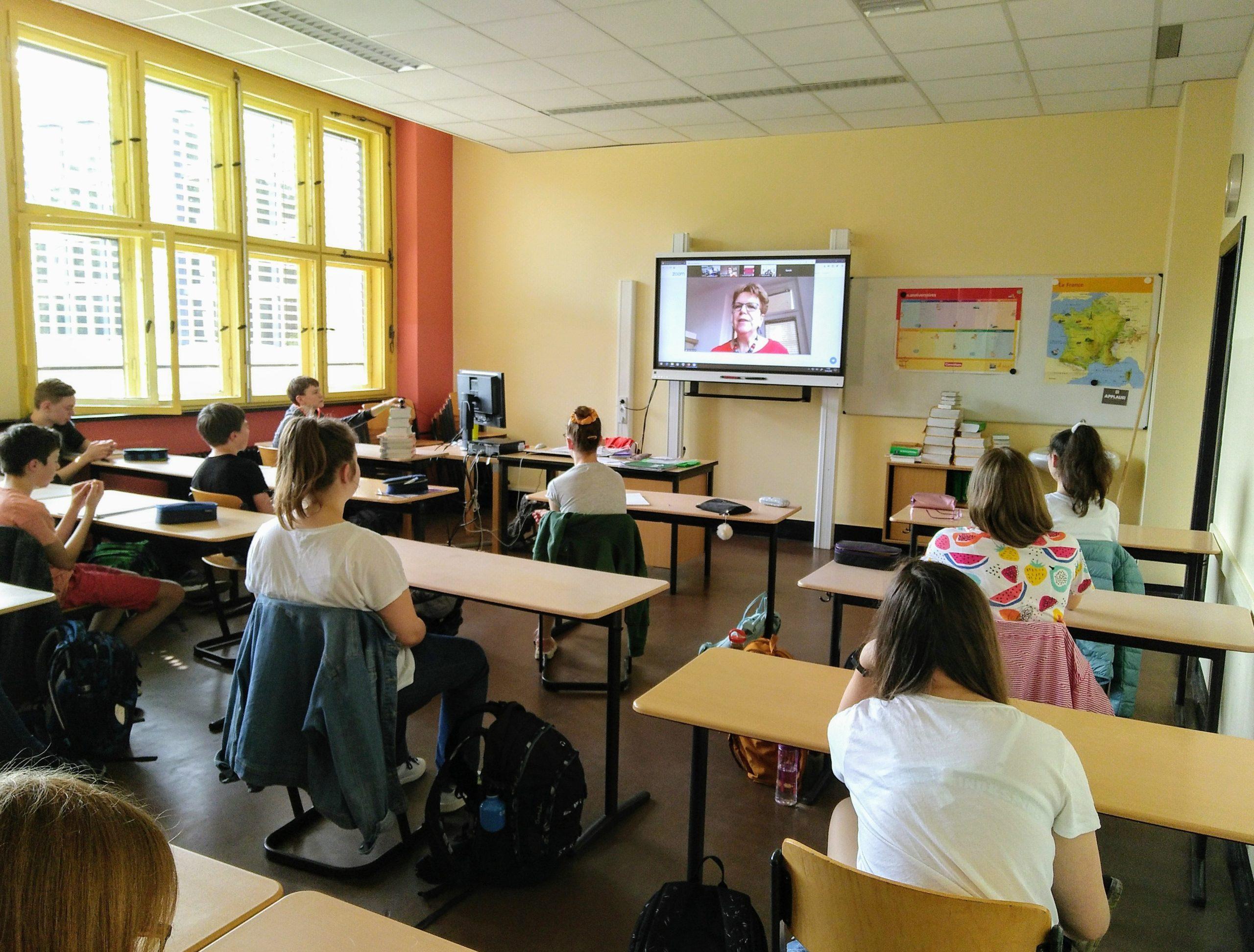 Europa im Klassenzimmer!